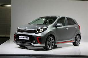 Kia Picanto All New Kia Picanto City Car Detailed Gains Sporty Turbo