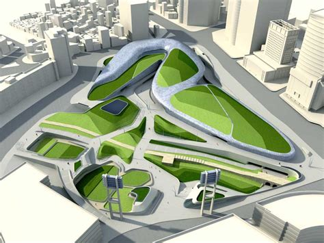 home design plaza ta dongdaemun design plaza zaha hadid korea e architect