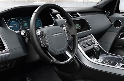 range rover interior 2017 range rover sport 2017 changes design automotive trends