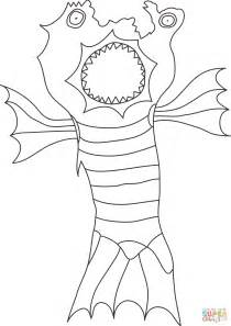 love monster coloring pages i love monsters coloring page click the cute cartoon
