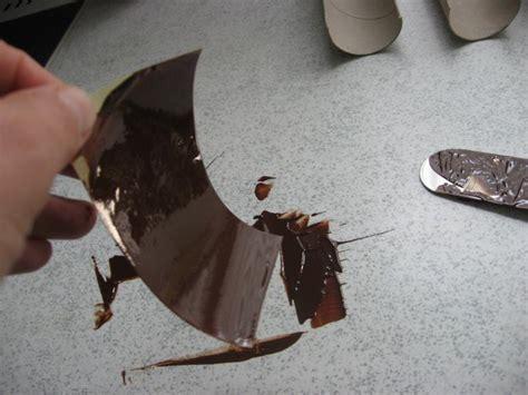 schoko dekor selber machen anleitung f 252 r die herstellung schokoladendeko