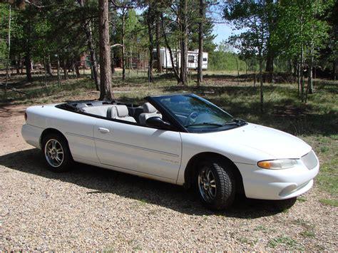 1997 chrysler sebring convertible for sale 1997 chrysler sebring 2 dr jxi convertible for sale cargurus