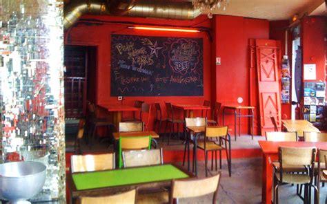 libreria caffè bohemien nightlife le caf 233 ch 233 ri e le bar caf 233 qui bouge 224