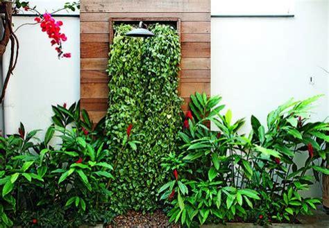 20 irresistible outdoor shower designs for your garden 20 irresistible outdoor shower designs for your garden