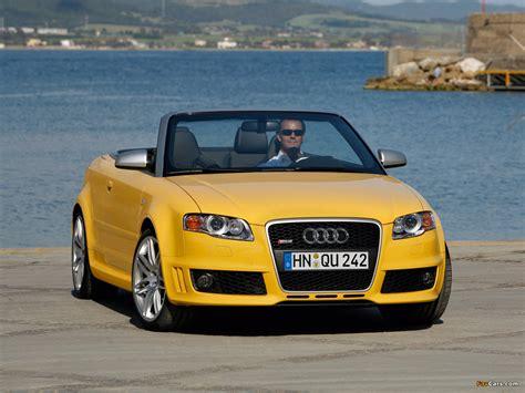Audi RS4 Cabriolet (B7,8H) 2006?08 photos (1280x960)