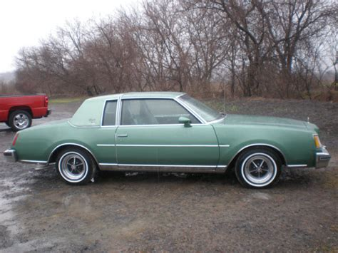1978 buick regal 1978 buick regal information and photos momentcar