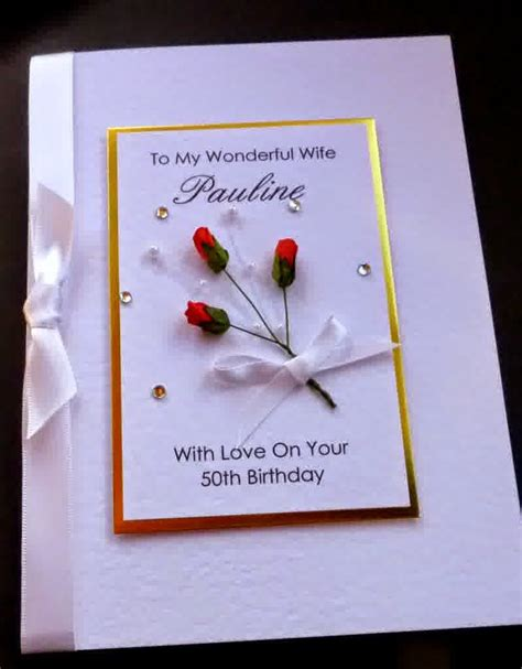 Handmade Cards For Birthday - chriss card craft