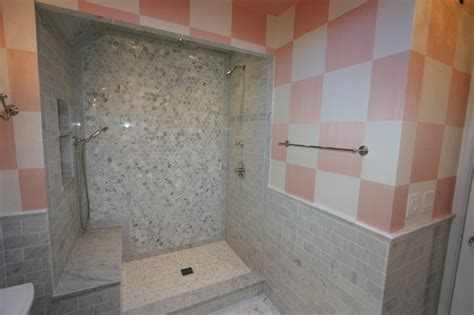 pink and gray bathroom pink and gray bathroom traditional bathroom chicago