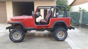 8 Inch Lift Jeep Wrangler 1994 Jeep Wrangler 4x4 8 Inch Lift For Sale Photos