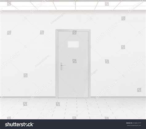 Blank Name Plate Design Mockup Handing Stock Illustration 418451377 Shutterstock Office Door Name Plates Template