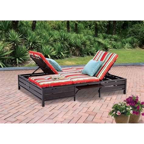 outdoor double chaise lounge chairs beautiful double chaise lounge outdoor furniture all