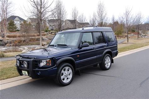 auto body repair training 2003 land rover discovery electronic toll collection 2003 land rover discovery pictures cargurus