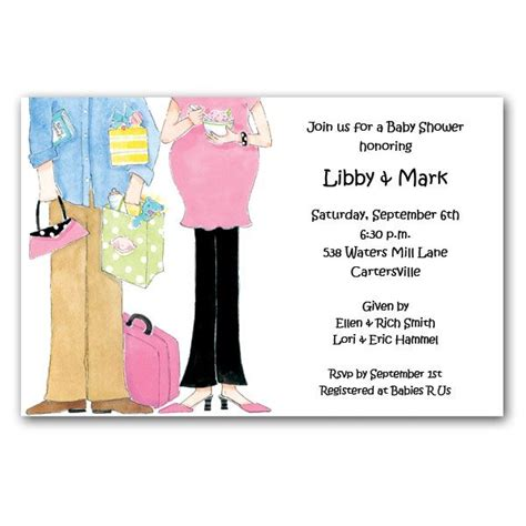 Coed Baby Shower Invitations Wording Ideas by Coed Baby Shower Invitation Wording An Effective Guide