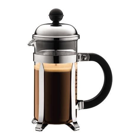 My Happy Family Coffee Maker press coffee chambord bodum press review