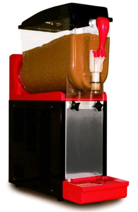 slush eis maschine für zuhause slush eis maschine slushyboy 1x8 liter 187 saxorent