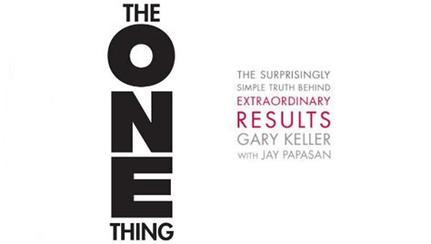 the one things books the one thing books i read chad eisenhart