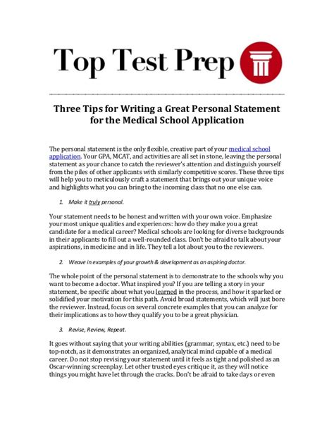 College Application Essay Tips Personal Statement Writing Personal Statements For School 7 Tips For Your School Personal