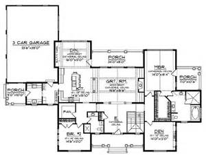 Open Floor Plans For Ranch Homes Ranch Open Floor Plan For The Home Pinterest