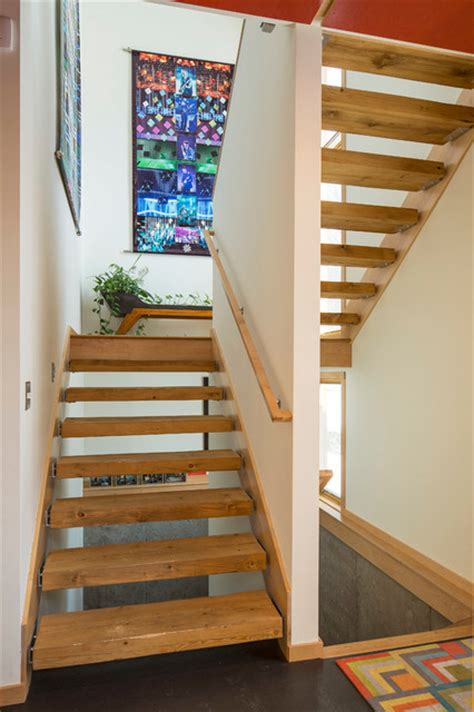 urban green by sala architects urban green modern staircase minneapolis by sala