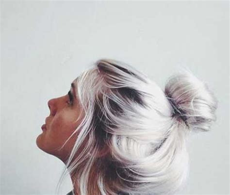 easy messy buns for older women messy buns for older women hairstylegalleries com