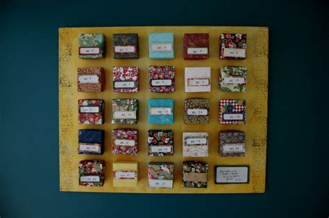 Origami Advent Calendar - an origami advent calendar book big story