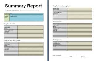 Reports Template Monthly Status Report Template State Of Minnesota Project
