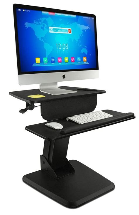 amazon sit stand desk 8 best images about desks on pinterest desk height