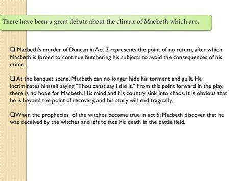 macbeth themes deception the major themes by basmah