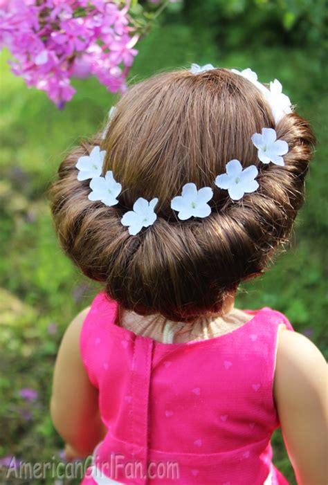 dolls fairstyle step by step american doll hairstyles step by step american girl doll