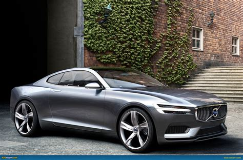 volvo coupe ausmotive com 187 volvo concept coup 233 revealed