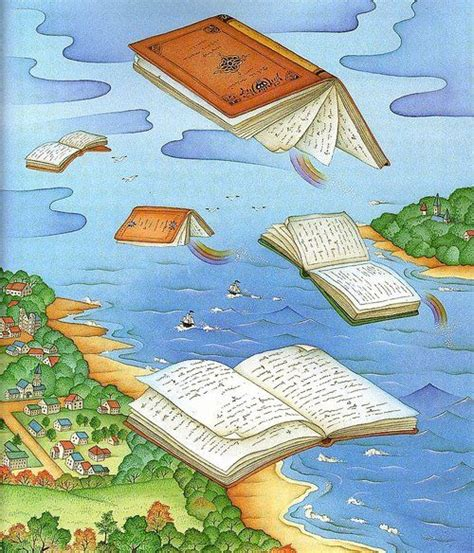 libro about looking flying books looking readers vuelan los libros buscando lectores ilustraci 243 n de chi chung