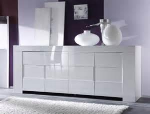 salle complte blanc laqu design esmeralda