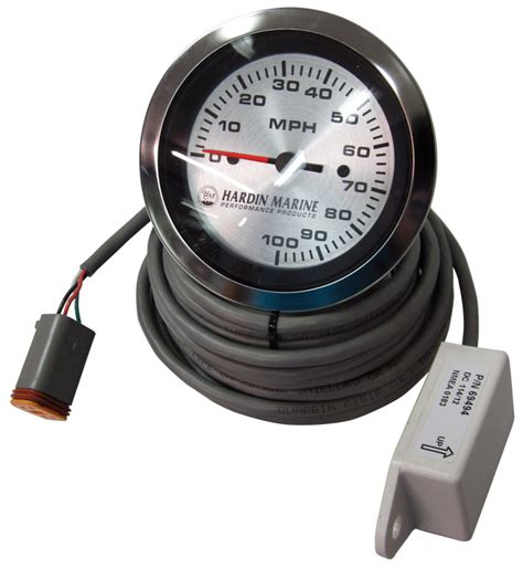 gps boat speedometer cp performance 100 mph gps speedometer gauge kit 3 3 8 quot