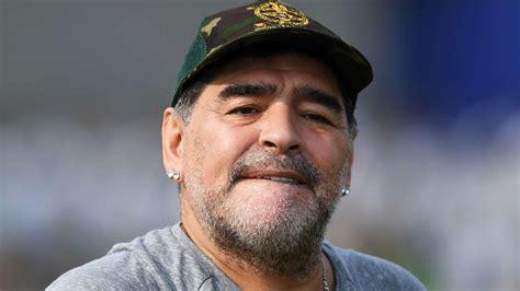 Diego Maradona Diego Maradona Urges Real Madrid To Give Away Injury