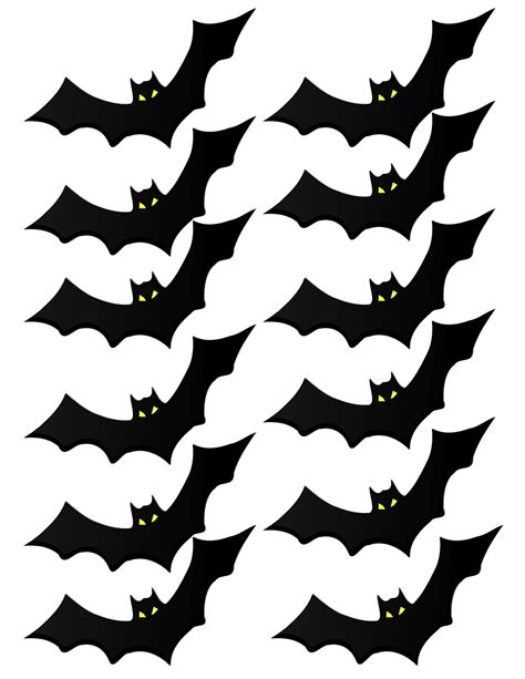 printable paper bats detail oriented diva flying bats on a branch