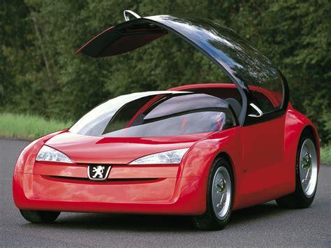 peugeot concept cars peugeot bobslid 2000 old concept cars