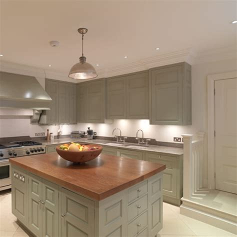 Chelsea painted kitchen