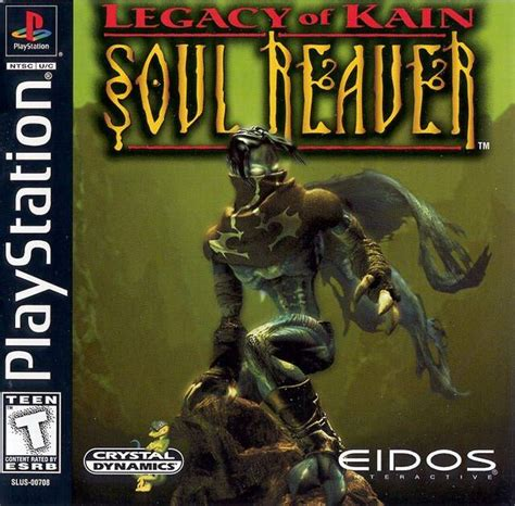 Kain Jaguard legacy of kain soul reaver sony playstation