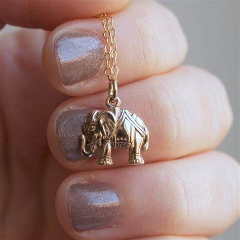 elephant tattoo with jewelry top necklaces elephant jewelry images for pinterest tattoos
