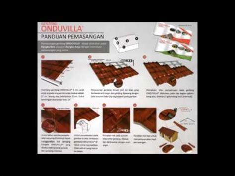 Per Meter Aspal harga atap bitumen onduvilla jual produk atap onduvilla murah