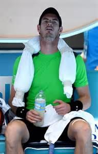 Draped Shirts Maria Sharapova Struggles To Cool Down In Australian Open