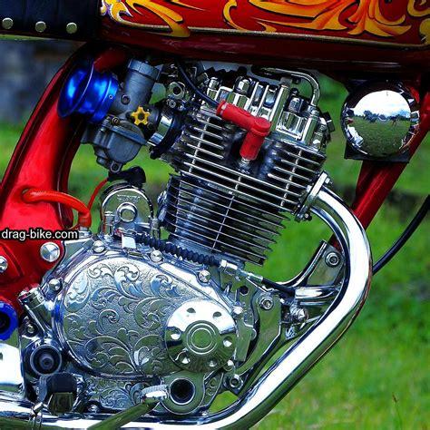 Mesin Bor Yang Bagus 51 foto gambar modifikasi motor cb 100 terbaik kontes drag