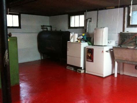 Dry basement epoxy flooring kit armor garage