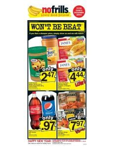 no frills new year flyer no frills new year food 2016