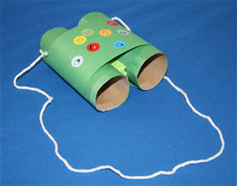 binoculars craft all kids network