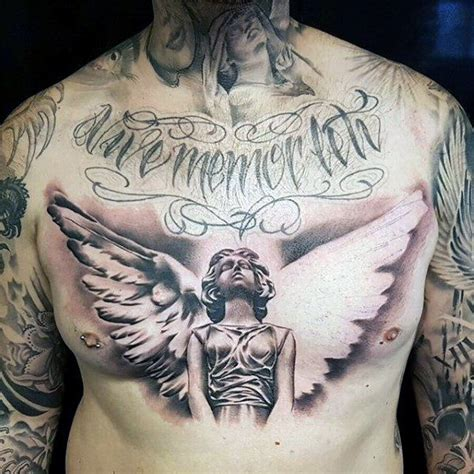 freedom tattoos for men 40 wing chest designs for freedom ink ideas