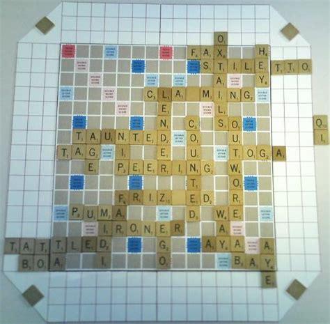 is aye a word in scrabble scrabble boards scrabble ii world s best scrabble boards