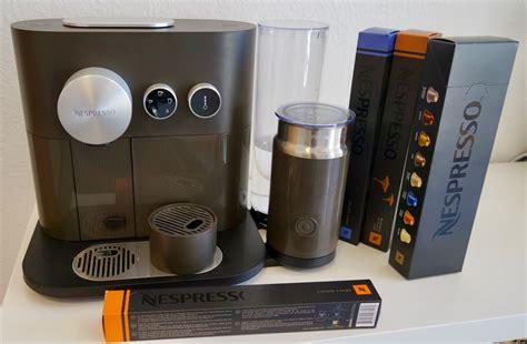 nespresso milk test nespresso expert milk von de delonghi