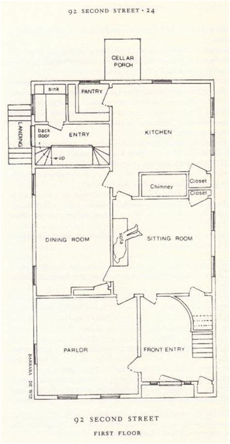 lizzie borden house floor plan house layouts floor plans and layout on pinterest