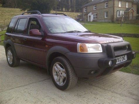 land rover freelander 2000 land rover freelander 2000 in brighton friday ad